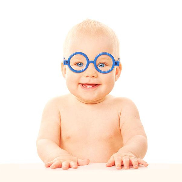 Eye Exam for Babies