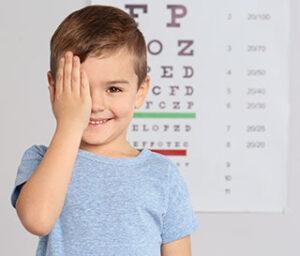 Eye Exam for Kids