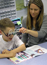 Vision Therapy for Children